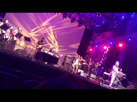 "Angélique Kidjo - LIVE ""Crosseyed & Painless,"" Lincoln Ctr, NYC 8/2/17"