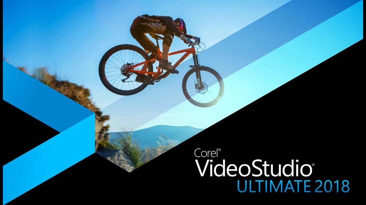 Introducing Corel VideoStudio 2018