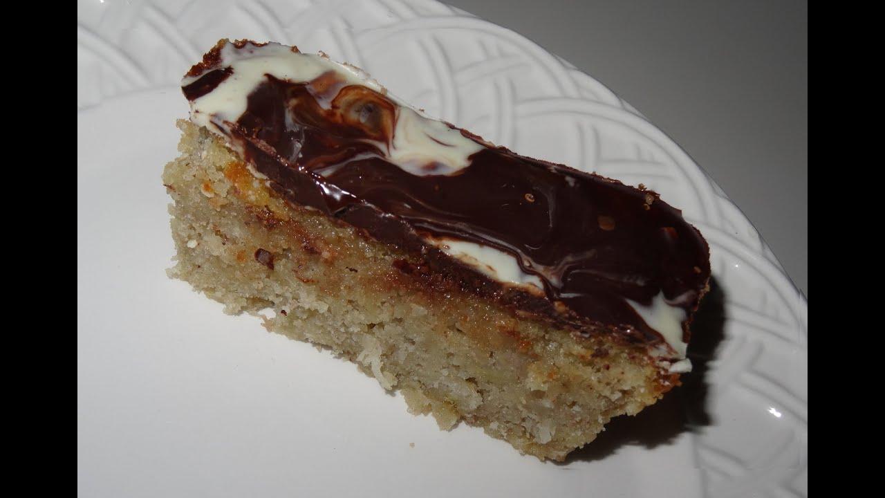 Banana Bread With A Chocolate Swirl Recipe 23 Youtube