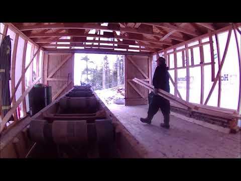 HomeMade Sawmill.....Part 4