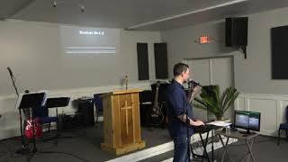 Tom Joyce  Prophecy Proves God Wed Night 7 23 20