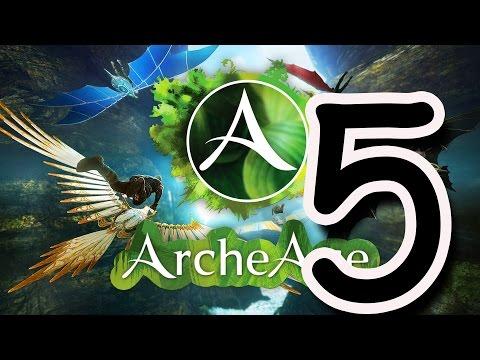 ArcheAge Let's Play | Part 5 | Building a House