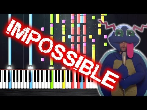 Maroon 5 - Don't Wanna Know - IMPOSSIBLE PIANO by PlutaX