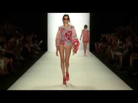 ESCADA SPORT Spring/Summer 2013 Fashion Show