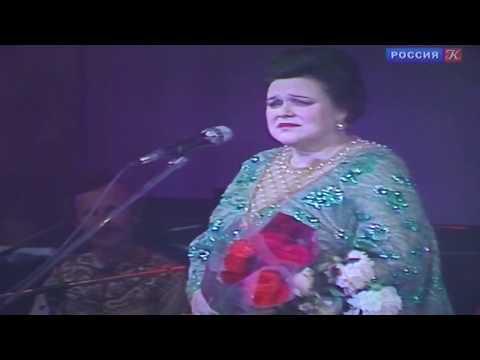 Концерт Людмилы Зыкиной в 1989г.Ч1.
