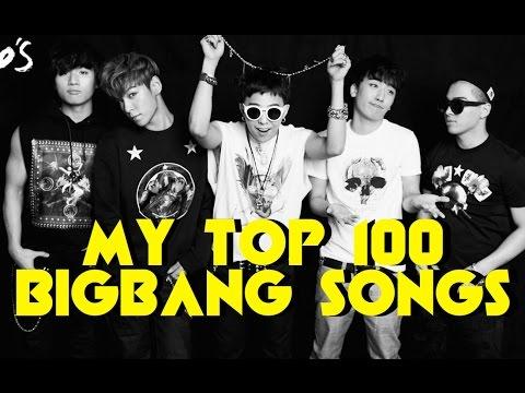 MY TOP 100 BIGBANG SONGS [2015]