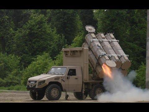 Raketni sistem ALAS - Serbian-UAE Missile System ALAS