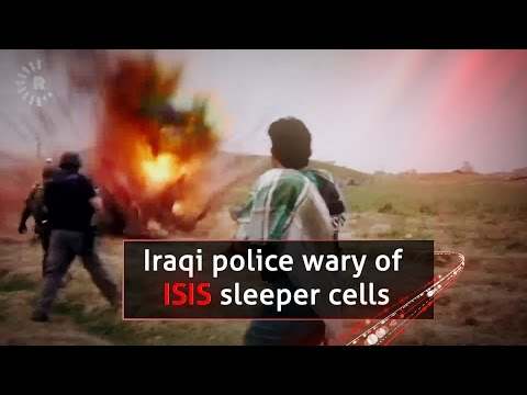 FRONTLINE REPORT: Iraqi police wary of ISIS sleeper cells