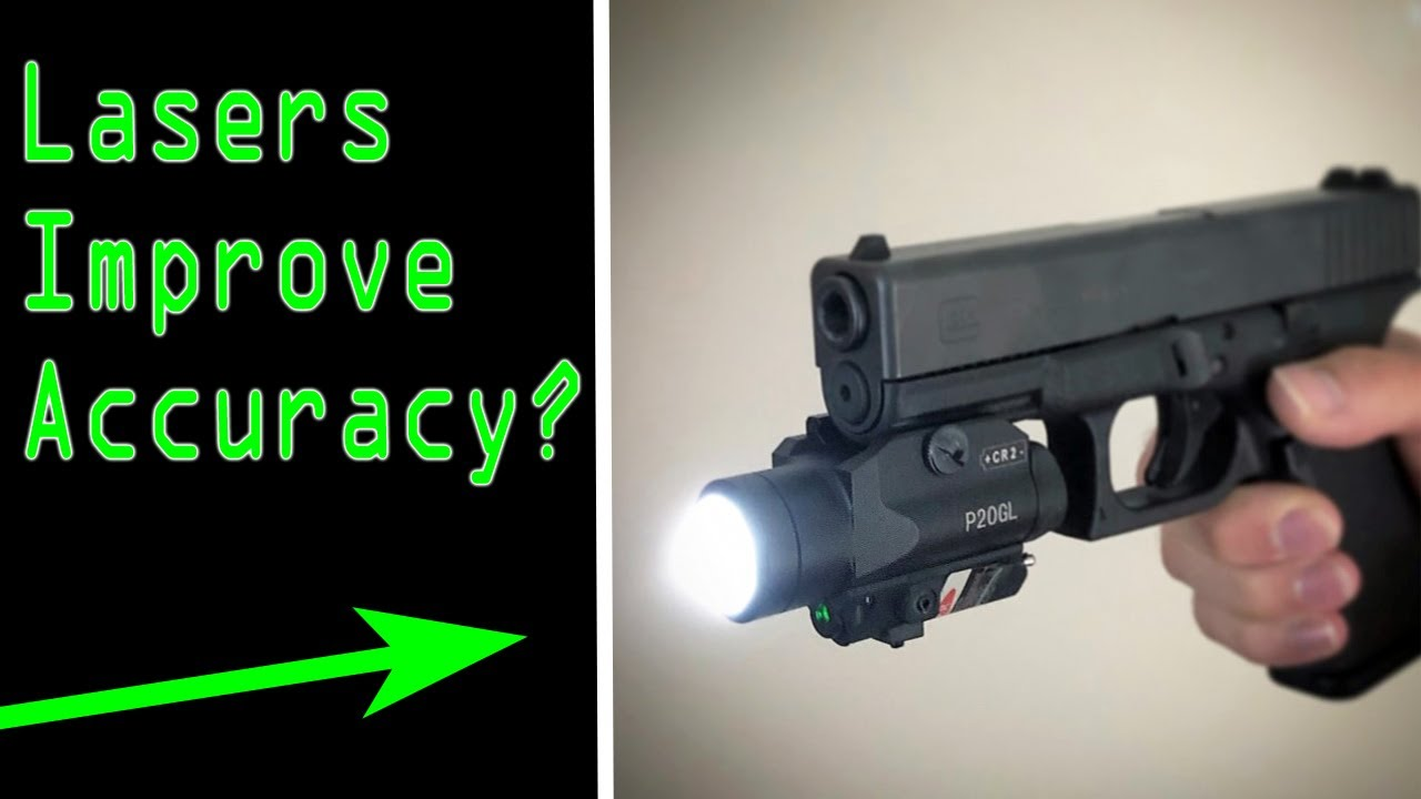 Do Laser Sights Help Improve Accuracy?