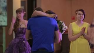 Смотреть до конца...неожиданный поворот событий на свадьбе