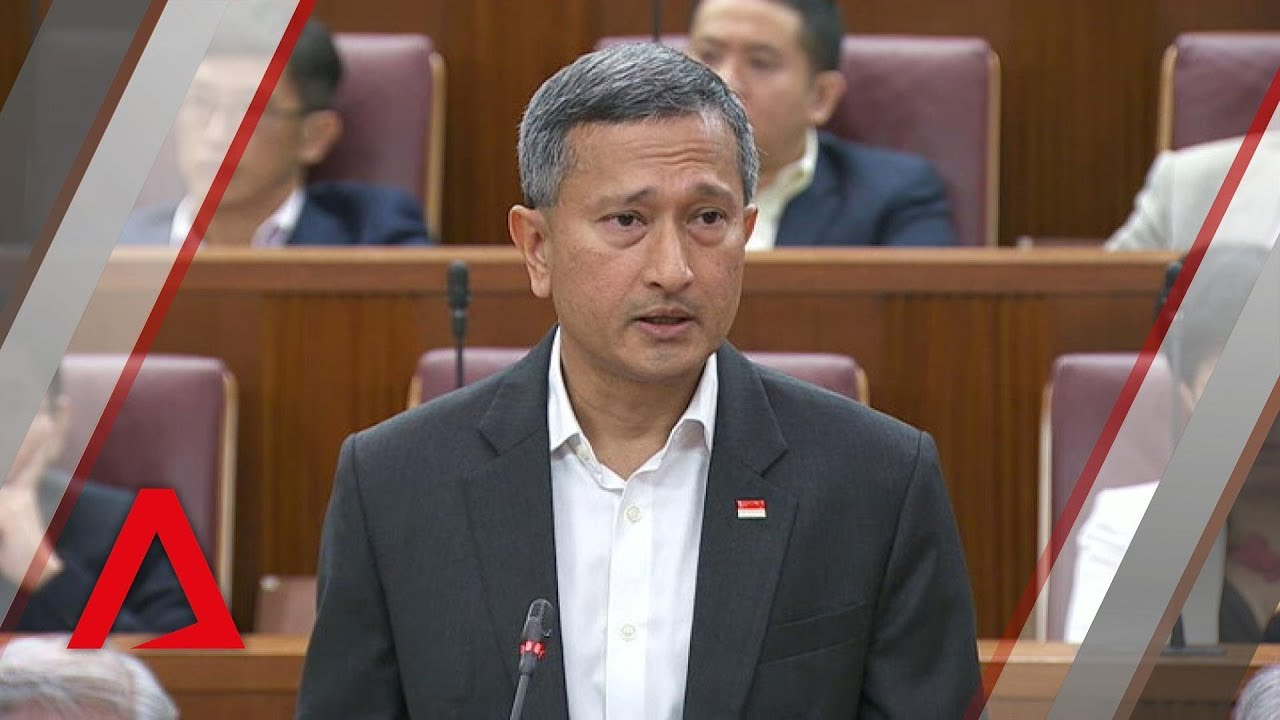 Full ministerial statement on Singapore-Malaysia maritime, airspace dispute