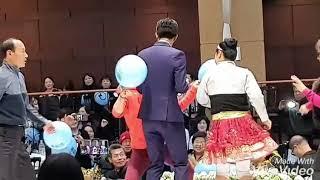 영웅님의 엉덩이댄스
