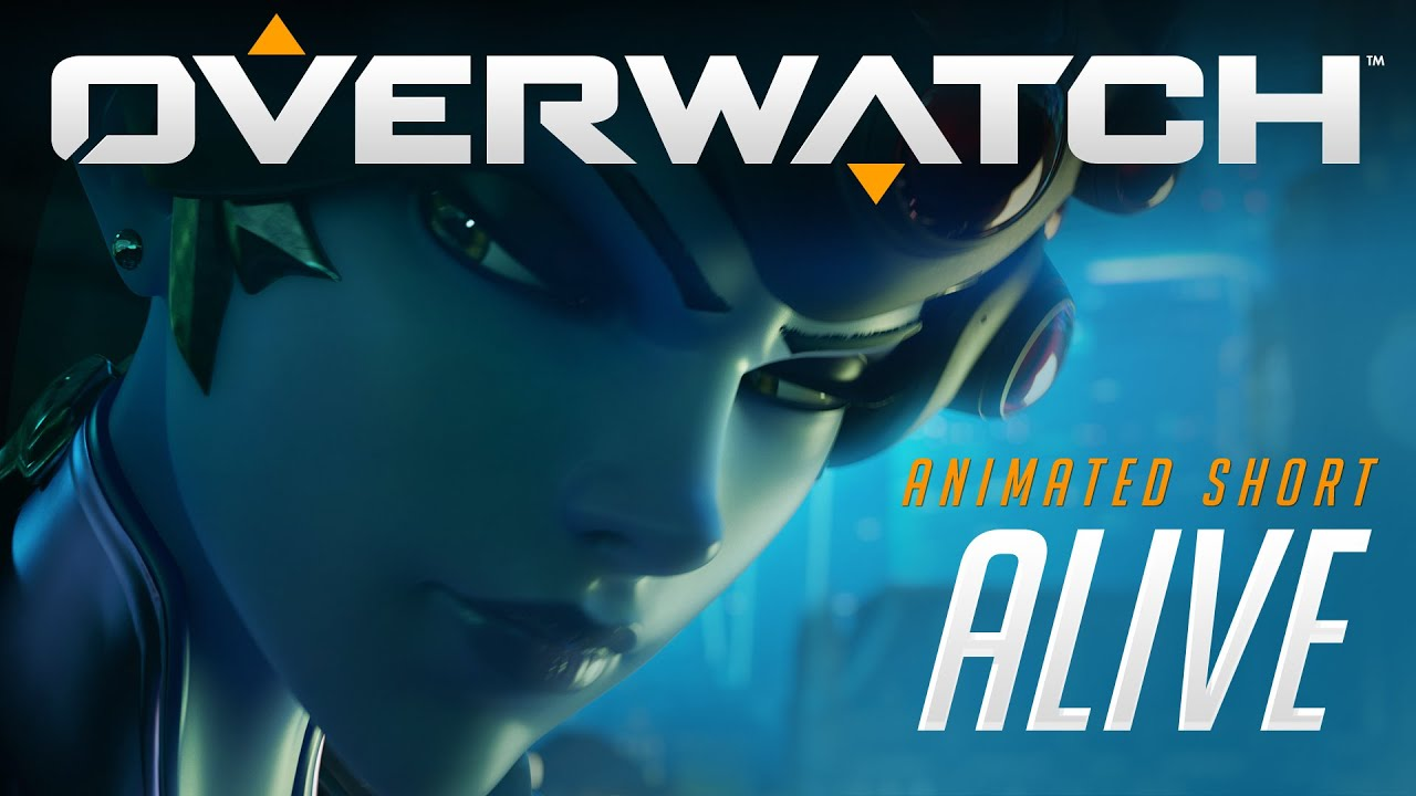 Overwatch - Alive widowmaker trailer