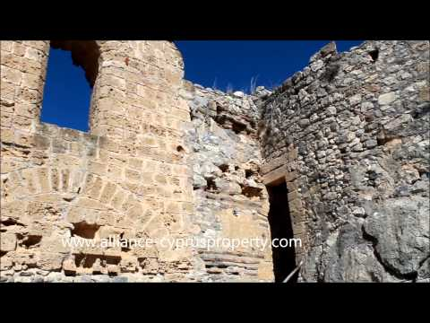 St. Hilarion Castle. Northern Cyprus