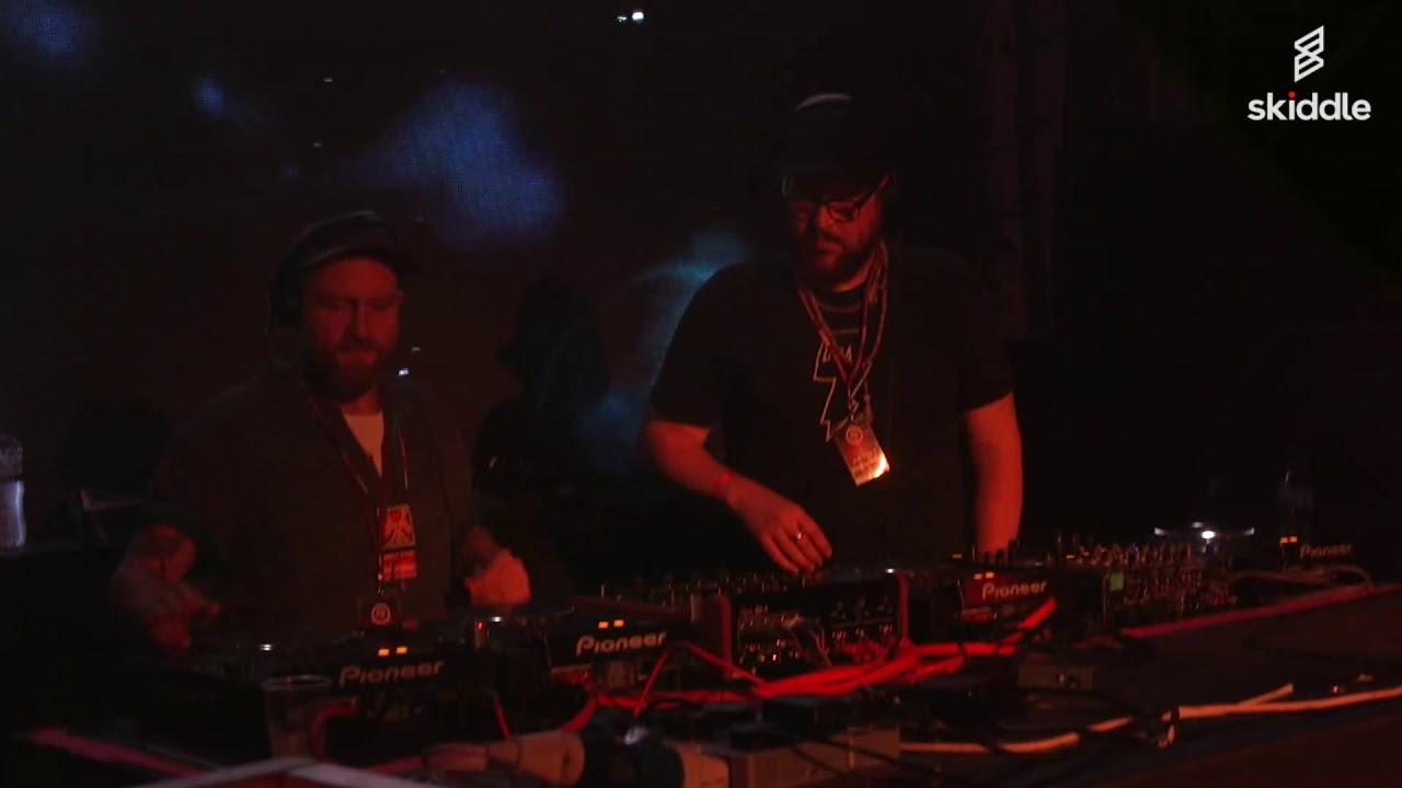 Horse Meat Disco live DJ set @ Liverpool Disco Festival