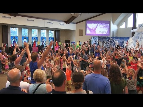 Vacation Bible Camp Singers 2015