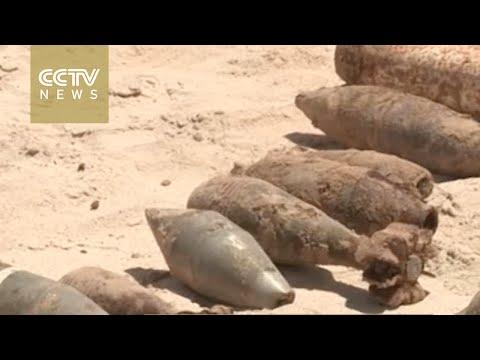 Somalia police receive military equipment to fight terrorism