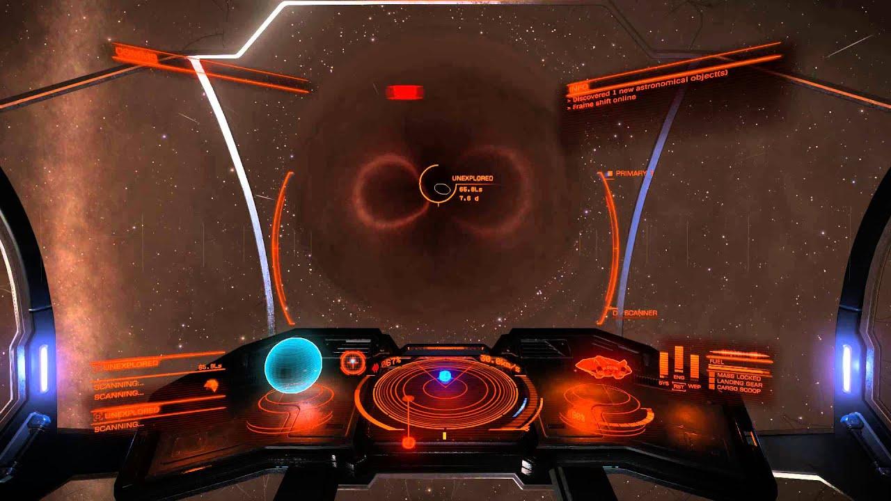 Elite Dangerous - Milky Way Supermassive Black Hole ...
