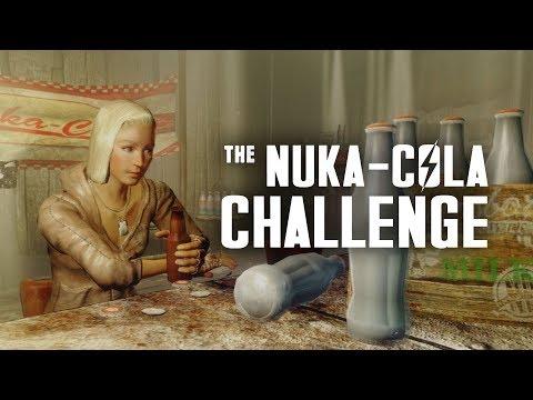 The Nuka-Cola Challenge: Sierra Petrovita, Girdershade, & The Nuka Cola Plant - Fallout 3 Lore