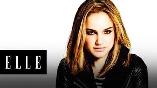 Natalie Portman | Behind the Scenes | ELLE