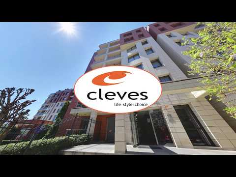 Apartments for rent in Sofia center - Video Tour | Cleves Este