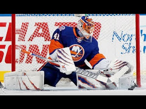Highlights of Jaroslav Halak #41