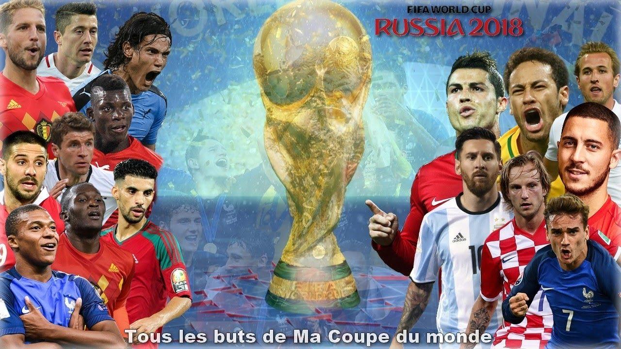 Fifa coupe du monde russie 2018 tous les buts de ma - Tous les buts coupe du monde 1998 ...