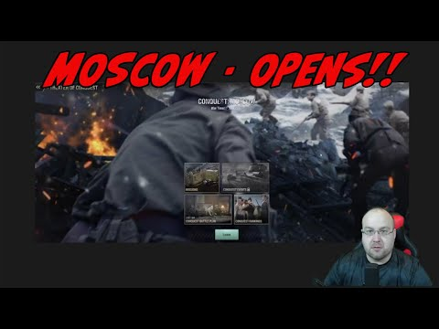 Warpath - MOSCOW NOW OPEN!