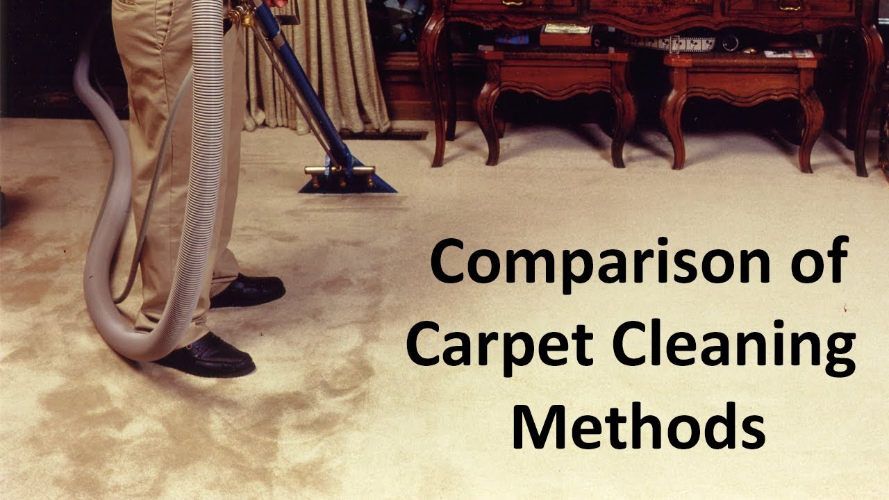 Image result for Carpet Cleaning Methods Comparison