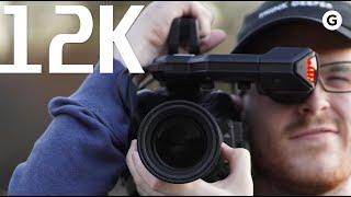 この動画は12Kで撮りました