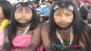 Emberas : Cultura viva en el Alto Baudó-Chocó