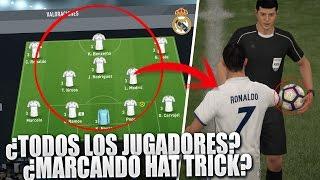 qu pasa si haces un hat trick con todos los jugadores quien se lleva el baln   mitos fifa17