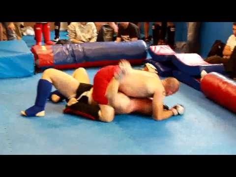 Denis Prince 3rd fight part 1