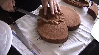 Valentinovo - Srce torta [Valentine