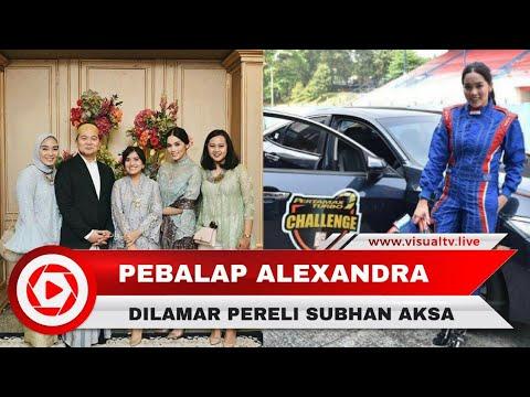 Alexandra Asmasoebrata Dilamar Pereli Keponakan Jusuf Kalla