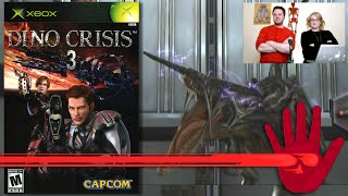 [SSFF] Dino Crisis 3 (Xbox), Is It Really That Bad?