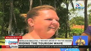 Tourism, a major source of revenue in Kwale county