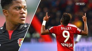 What a talent! Leon Bailey's incredible Bundesliga goals