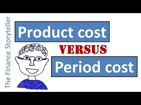 Product Cost Vs Period Cost