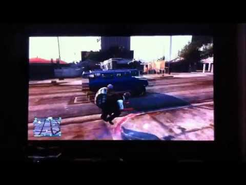 GTA 5 Crazy Frog Glitch