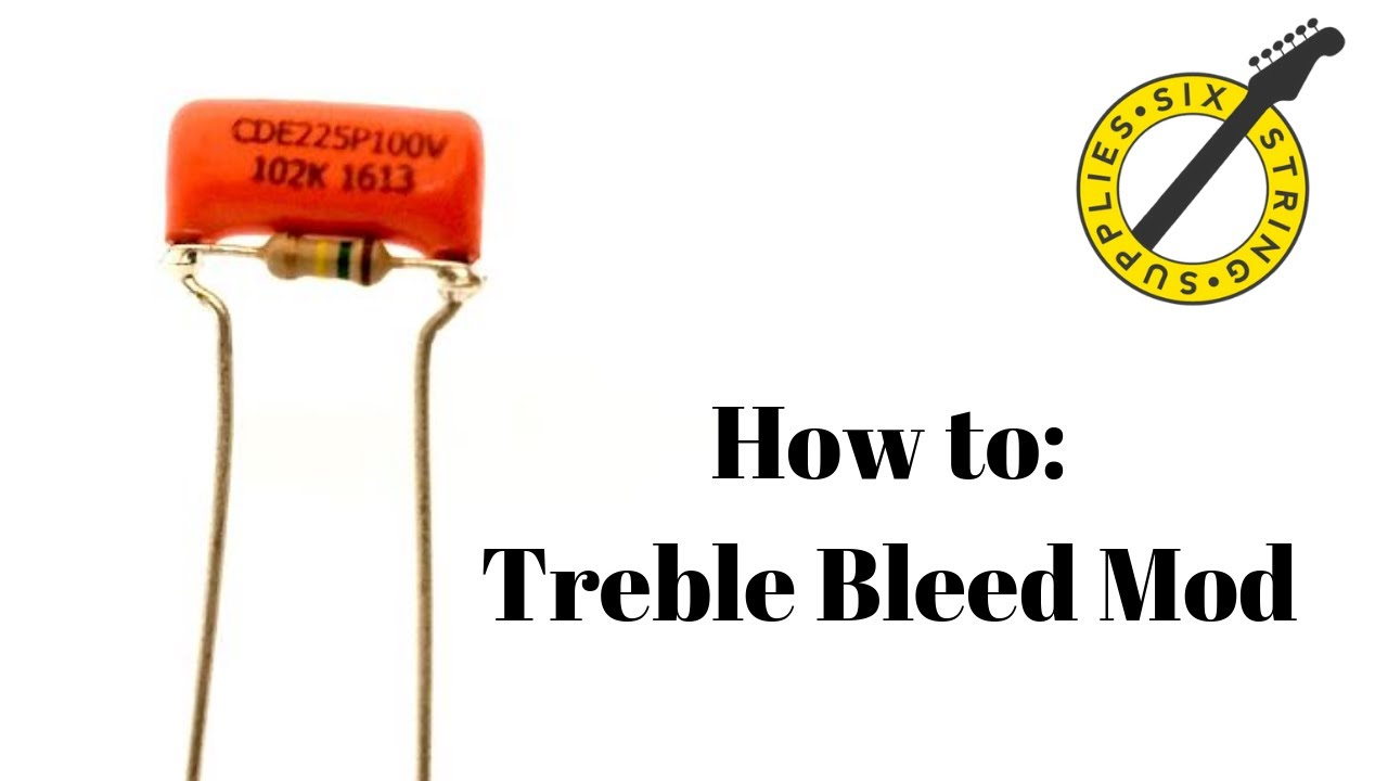 medium resolution of telecaster wiring diagram with treble bleed