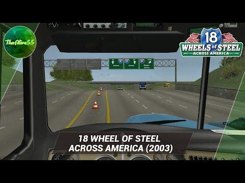 18 WHEEL OF STEEL - ACROSS AMERICA (2003)