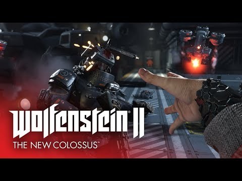 DOPPELTE WAFFEN, DOPPELTER SPASS! – Wolfenstein II: The New Colossus