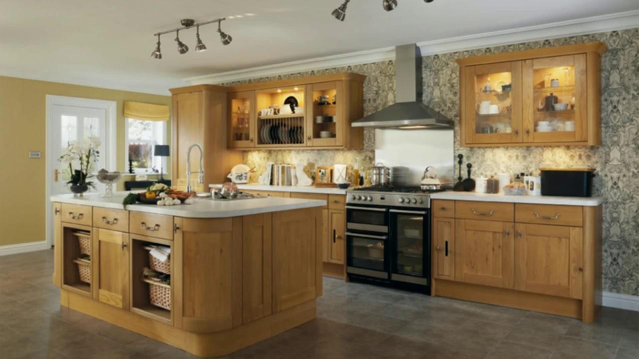meuble de cuisine en bois massif