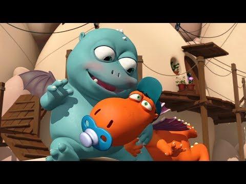 Смотреть мультфильм кокоша маленький дракон