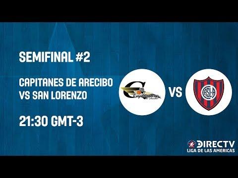 Capitanes de Arecibo v San Lorenzo - Semi-Finals #2 - Full Game