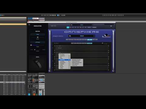 Quick Sound Design in Omnisphere 2