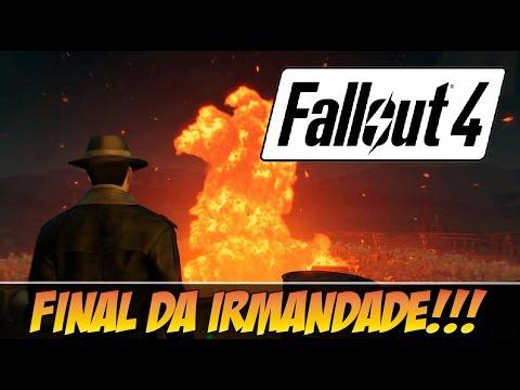 Fallout 4 - FINAL DA IRMANDADE DO AÇO!! LIBERTY PRIME FODA!! [PT-BR]