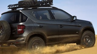 Новая Шевроле Нива 2015 - 2016 ( New Chevrolet Niva). Второе поколение. Обзор на канале Посмотрим