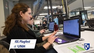 IOL Plugfest at UNH Video